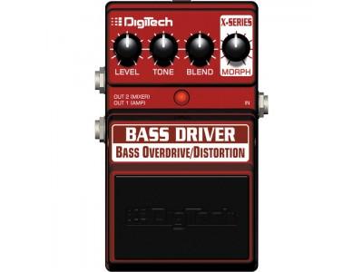 RASPRODAJA - pedale, procesori, efekti DIGITECH XBD Bass Overdrive/Distortion