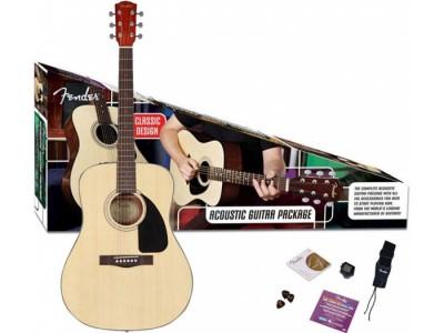 Fender CD-60 Pack NAT