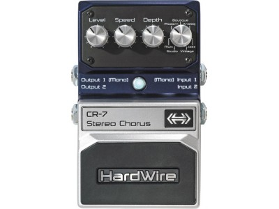 RASPRODAJA - pedale, procesori, efekti DIGITECH CR-7 Stereo Chorus