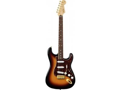 Fender Deluxe Players Strat Rosewood Fretboard. 3-Color Sunburst *