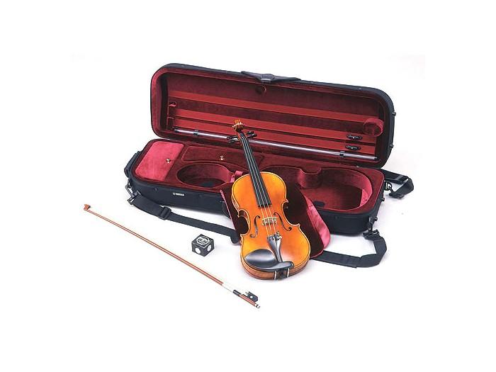 Yamaha v10 sg violin set case bow size 4 4 shading finish for Violin yamaha 4 4