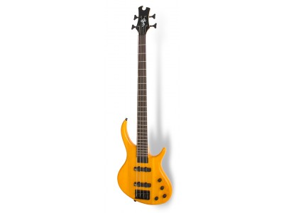 Epiphone Toby Deluxe-IV Bass Translucent Amber
