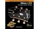 Gibson PRIBOR J200 Phos Bronze Acous .011-.052 Bronze