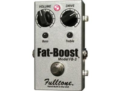 Fulltone FB-3 Fat Boost 3