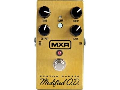 MXR M77 MXR BADASS OVERDRIVE