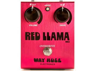 Way Huge WHE203 RED LLAMA