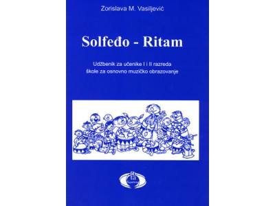 Literatura Z. Vasiljević - Solfedjo-Ritam za 1. i 2. razred