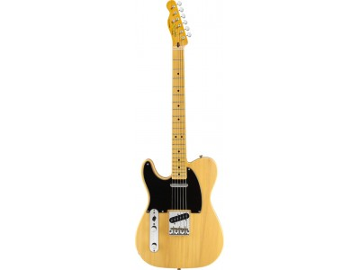 Squier By Fender Classic Vibe Telecaster '50s Left Handed. Maple Fretboard. Butterscotch Blonde