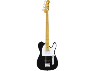 Squier By Fender Vintage Modified Telecaster. Bass Special. Maple Fingerboard. Black *