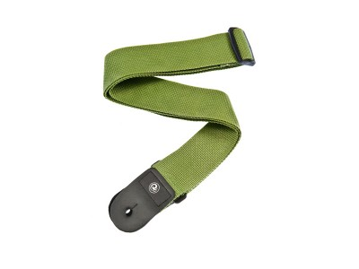Planet Waves PWS107 50MM POLYPROPYLENE STRAP. GRN