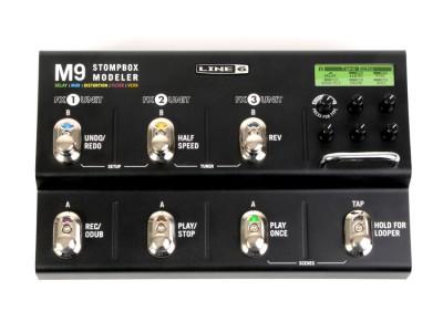 Line 6 M9 Stompbox