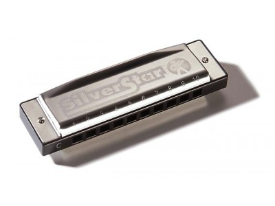 Hohner Silver Star C major