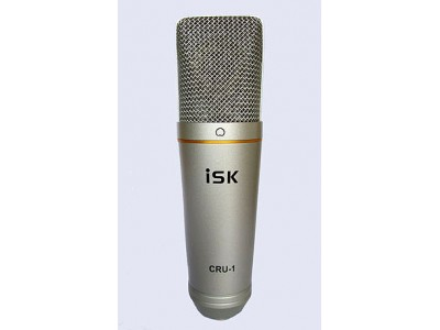 iSK CRU 1 USB Microphone