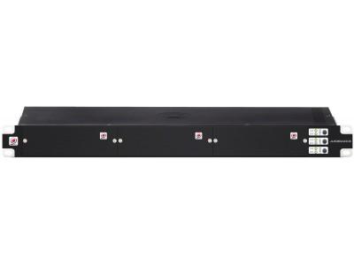 SM PRO Audio Juice Rack 3 3 x 500 Series Power Rack