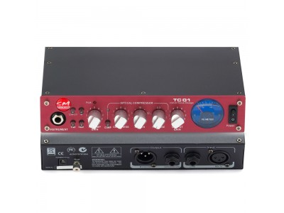 SM PRO Audio TC01 Tube Preamp