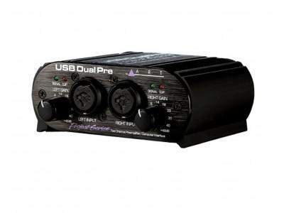Art Pro Audio USB Dual Pre Project Series