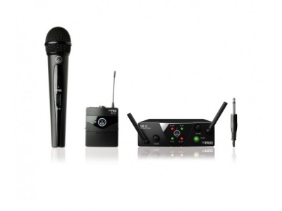 AKG WMS40 Mini2 Mix Set BD US45A/C EU/US/UK
