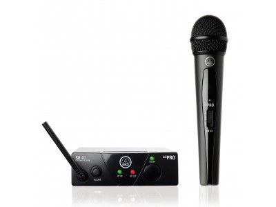 AKG WMS40 Mini Vocal Set BD US45B
