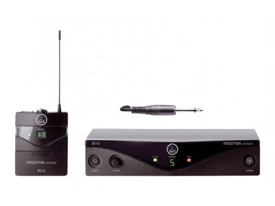 AKG Perception Wireless 45 Instrumental Set BD M
