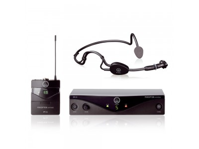 AKG Perception Wireless 45 Sports Set BD C1