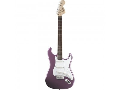 Squier By Fender Affinity Stratocaster RW Burgundy Mist