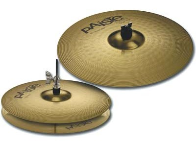 Paiste 101 Brass Essential Set (14/18) Set Only