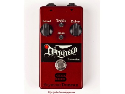 Seymour Duncan Dirty Deed Distortion Pedal *