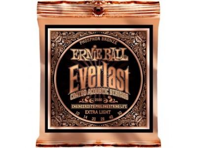 Ernie Ball P02550 EST PHOS EX LIGHT AC