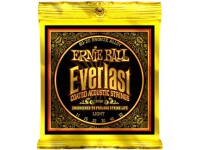 Ernie Ball P02558 EST 80/20 LIGHT AC O