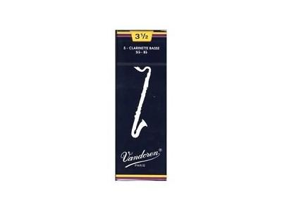 Vandoren Bass Clarinet Reeds CR1235