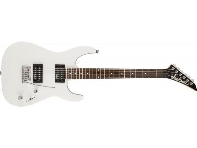 Jackson JS 11 Dinky Rosewood Fingerboard FB 22 FR White