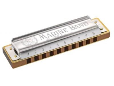Hohner Marine Band Classic G-major