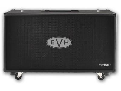 EVH 5150 III 2x12 Straight Cabinet, Black