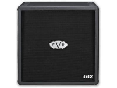 EVH 5150III 4X12 Straight Cabinet Black