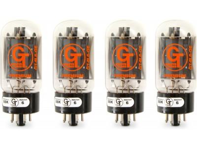 Groove Tubes GT-6L6-GE MED QUARTET