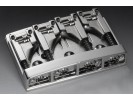 Schaller Bass Bridge 3D-4 3-dimensional Reels Nickel