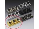 Schaller Tremolo - Locking Nuts Bullet. Ibanez R7 Gold