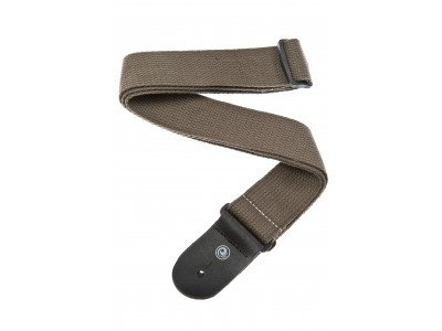 Planet Waves 50CT02 50MM COTTON STRAP ARMY