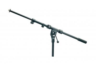 K&M Stands 211/1 BOOM ARM black