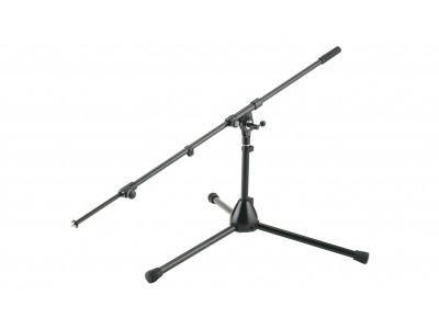 K&M Stands 255 MICROPHONE STAND black