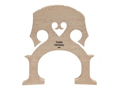 Gewa Cello bridge Standard Cut 4/4