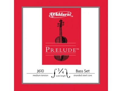 D'Addario J610 3/4M Set