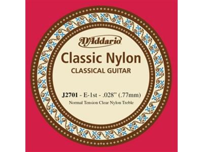 D'Addario J2701 Single String E (1st)