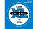 D'Addario XLB100 Single String