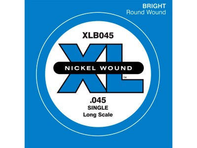 D'Addario XLB045 Single String
