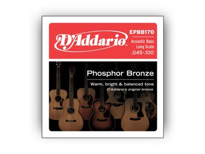 D'Addario EPBB170 Set