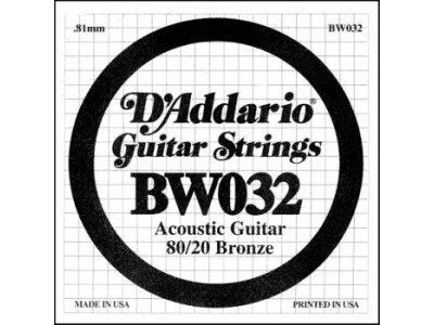 D'Addario BW032