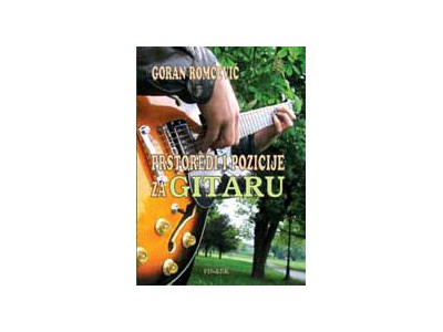FIN&EK Prstoredi i pozicije za gitaru