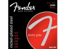 Fender PRIBOR Super 250 Guitar Strings. Nickel Plated Steel. Ball End. 250H Gauges .012-.052