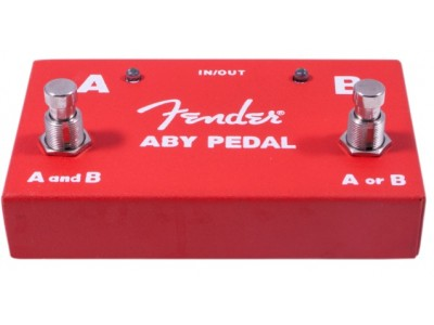 Fender PRIBOR 2 Switch ABY Pedal